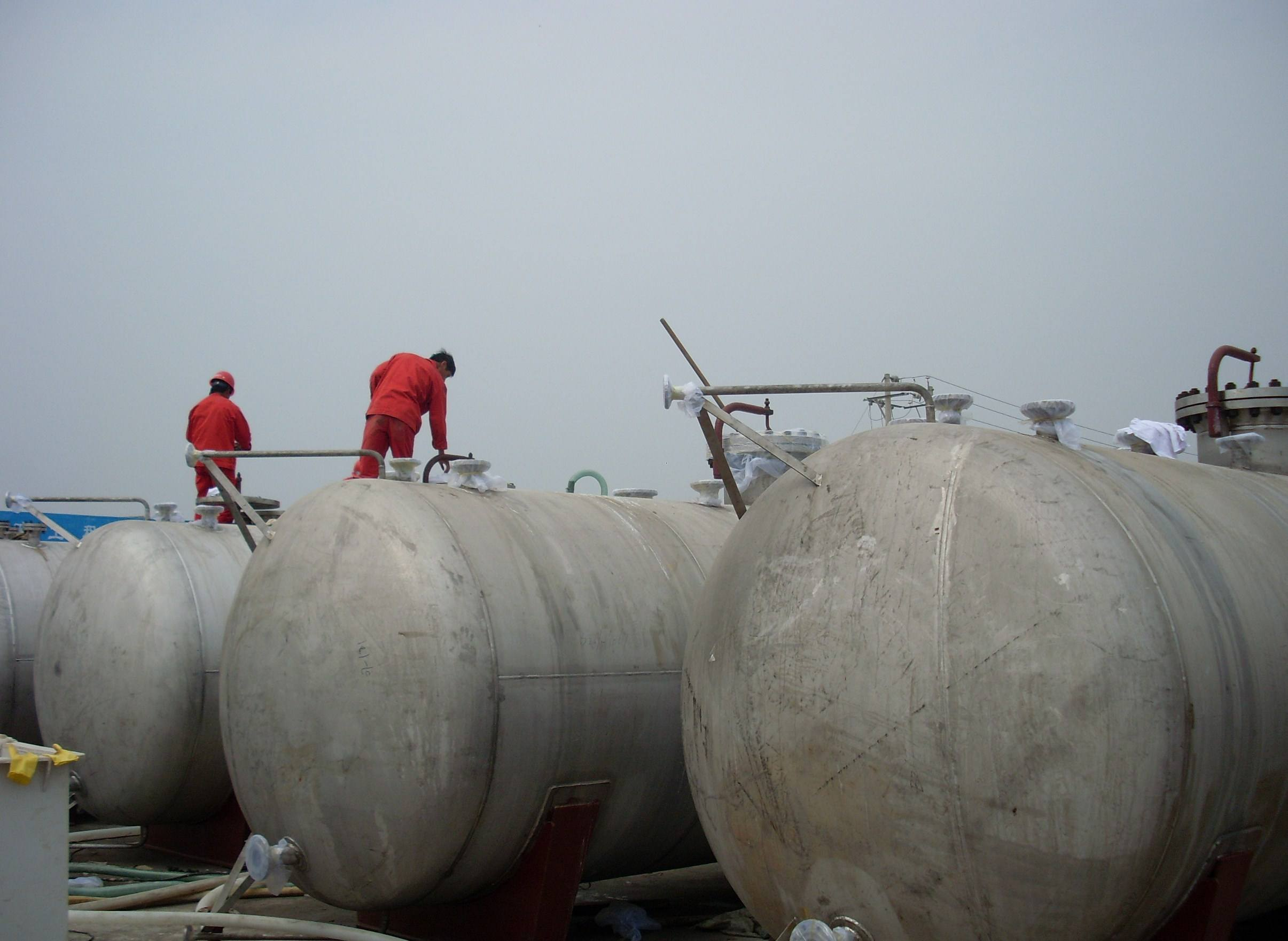 重庆清洗油罐公司