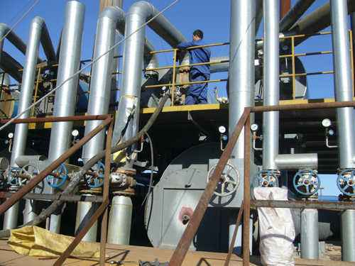 黔南油罐清洗流程